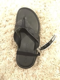NWT men coach sandals size 8 Halethorpe, 21227