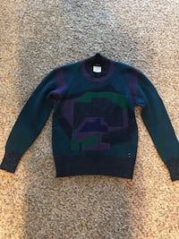 Authentic Chanel Sweater Boulder, 80301