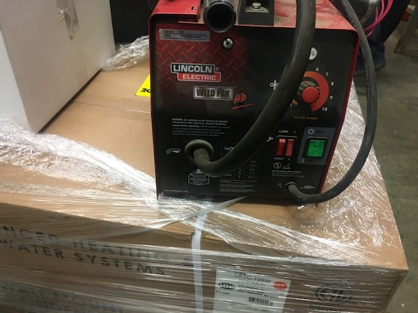 Lincoln Electric Portable ARC Welder