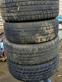 4 brand new Continental Contrac tires