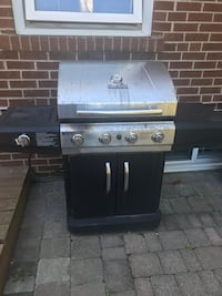 Great condition charbroil BBQ  Toronto, M1S 2X6