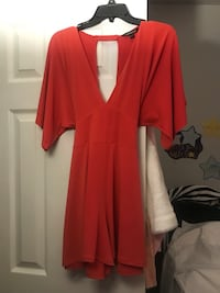 Express red romper size Small New Carrollton, 20784