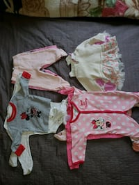 (#2) Baby girls clothes 0-3 months Los Angeles, 90011