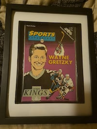 Vintage 1992 Sports Superstars Wayne Gretzky Comic Saint Thomas, N5P 1J6