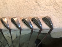 Golf Clubs – Full set - Tour Model Irons – 10 clubs plus putter!! Nashville