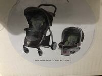 Baby stroller and infant car seat box Oshawa, L1G 5V6