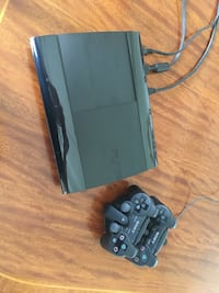 Black sony ps3 super slim console with controller Brentwood, 37027