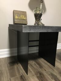 Grey Wash End Table or Side Table Toronto, M9W 1X4
