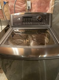 LG Washer And Maytag Dryer