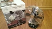 8 inch Table fan 150 mi