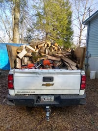 Seasoned or green Oak firewood Maysville, 30558