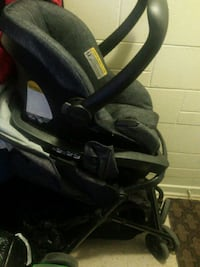 Evenflo baby stroller and removalble carseat Hamilton, L8V 1V2