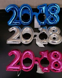 Funny 2018 Sunglasses New Year,Holidays,Partys  Pembroke Pines, 33024