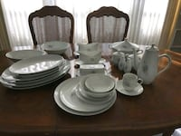 China Set Gorgeous & Exquisite Irving, 75063