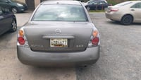 2005 Nissan Altima 2.5 S AT