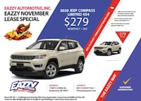 Jeep-Compass-2020 Eastpointe