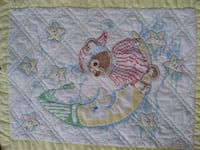 Vintage handmade baby quilt. Excellent condition Lake Charles, 70607