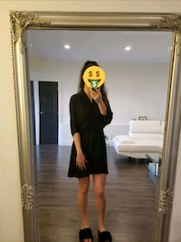 Aritzia Babaton Silk Dress Only - Worn Once 10/10  Mission