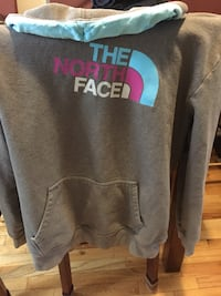 Woman's North Face Hoodie