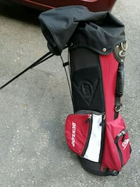 STAND UP GOLF BAG W COVER Barrie, L4N