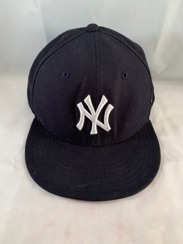 c02fb04ccf37e Used New York Yankees Mariano Rivera 2013 New Era 59Fifty Fitted 7 3 4 Hat  for sale in Keyport - letgo