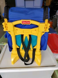 Fisher Price Backpack Tent