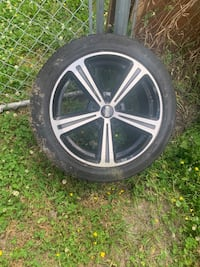17 rims and tires