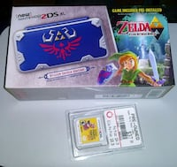 new 2018 NINTENDO 2DS XL HYLIAN SHIELD LIMITED ED Glendale, 91202
