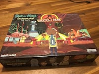 Rick and Morty Board Game  Toronto, M6G 2N7