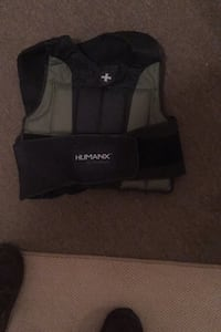 Weighted quickness vest