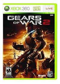 gears of war 2 EDMONTON