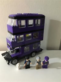 Lego Harry Potter Knight Bus #4866 Markham