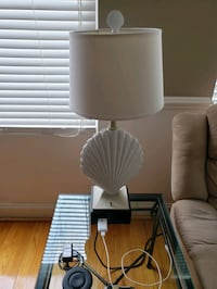 Beachy Decor 3 Way Lamp with Phone Charging Outlet Norfolk, 23503