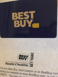 Exchange $50 Best Buy Gift Card for $45 Cash.  (not PayPal or another cash app) I can meet you at the Columbia Heights Best Buy for the exchange and even wait while you use it.  Thank you. Washington