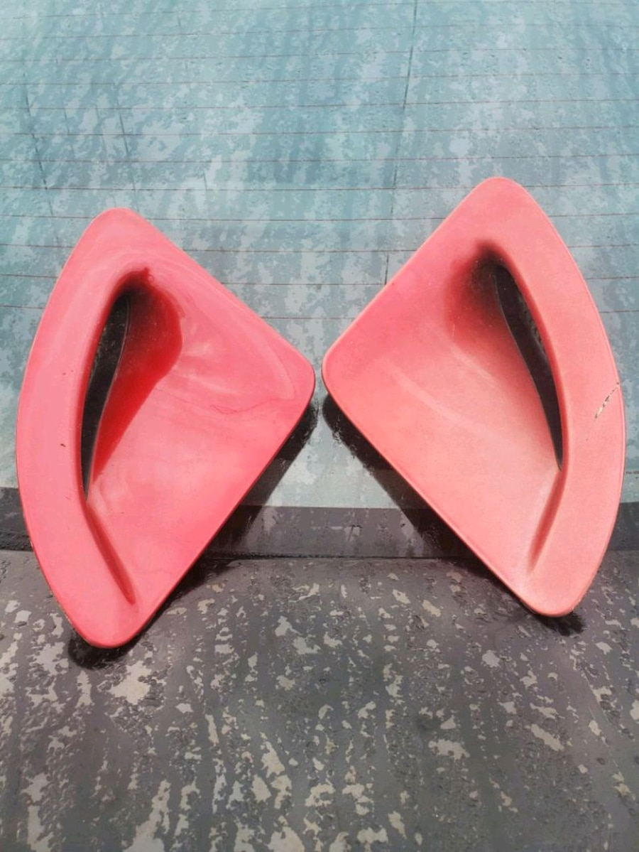 Photo 94 to 98 mustang side scoops