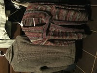 Great condition medium sweaters and coats  WINDSOR