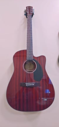 Fender Electric-Acoustic CD-60CE - MAHOGANY