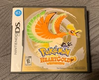 Pokemon Heart Gold Version for Nintendo DS  Ajax, L1T 1T8