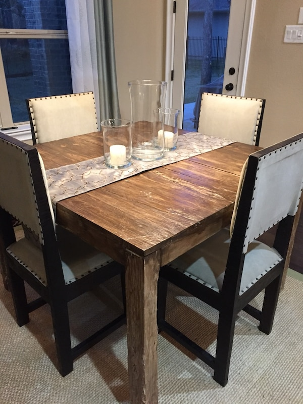 used dining room table and chairs for sale in sienna plant