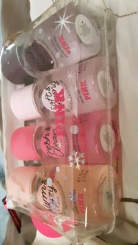 Brand new four perfumes Victoria secrets gift pkgd