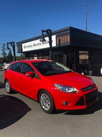 Ford - Focus - 2012 ONLY 5500 km!  Surrey, V3S