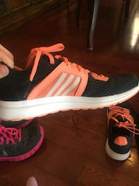 ADIDAS AND BIZOU SNEAKERS  Brampton, L6P 1W8