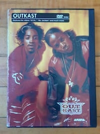Outkast DVD Montreal