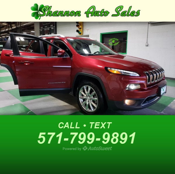 2017 Jeep Cherokee Limited b552bf23-d111-4ee1-834c-fc66d5e787c7