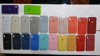 lotto di custodie per iPhone a colori assortiti Caserta, 81100