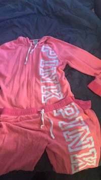 Pink Track Suit  Vancouver, V6A 1M9