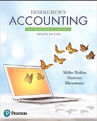 Horngren's Accounting Book Elkridge, 21075