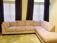 Large Sectional Couch with Chaise Alexandria, 22304