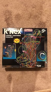 K'nex brand new never  opened Chesterfield, 08515