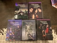 The vampire diaries DVD series Waterloo, N2T 1Z9